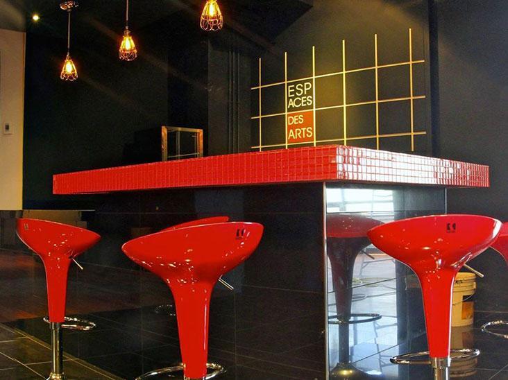 Bar Loft Espaces Des Arts