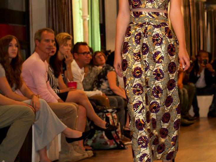 Défilé de mode Loft Gallerie 9 Est