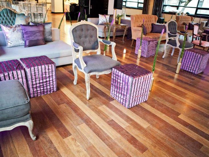 Réception Loft Gallerie 9 Est